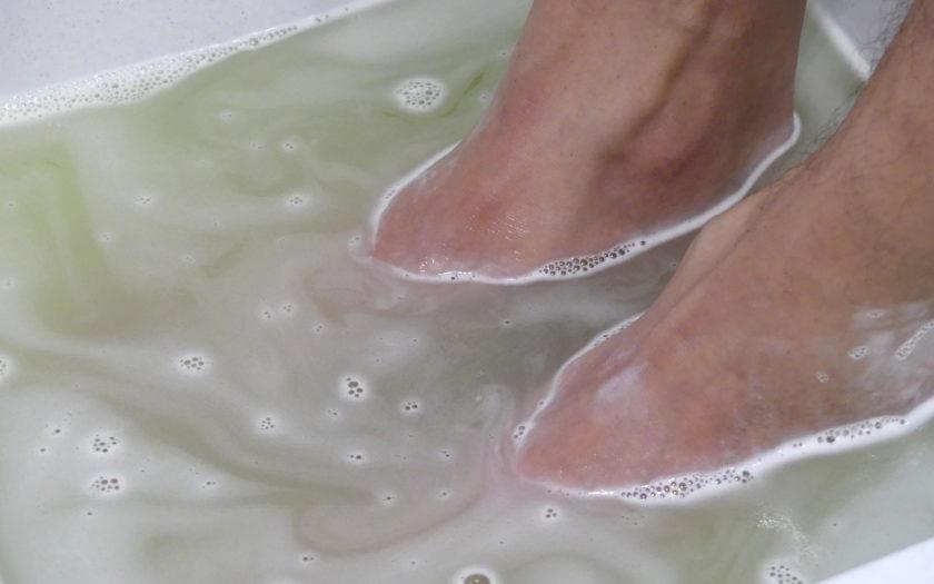 fußbad zusätze