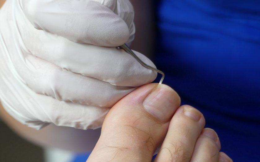 Eckenheber Fußpflege