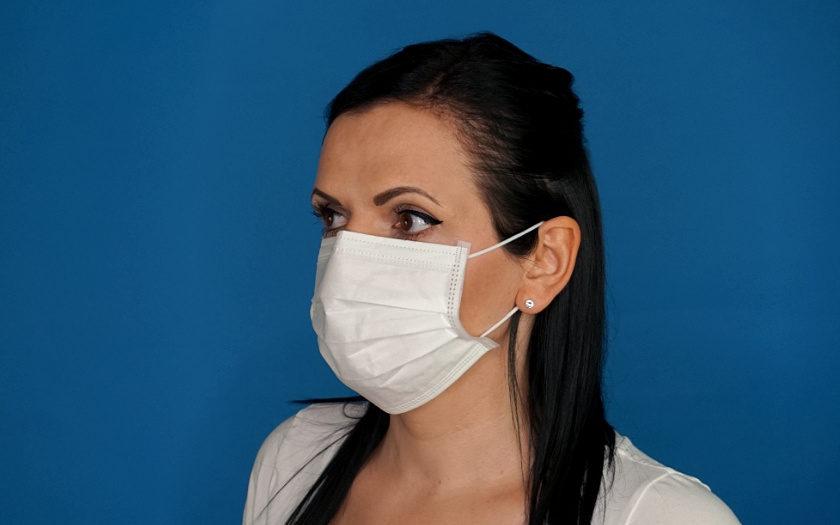 Mundschutz richtig Anziehen und Tragen