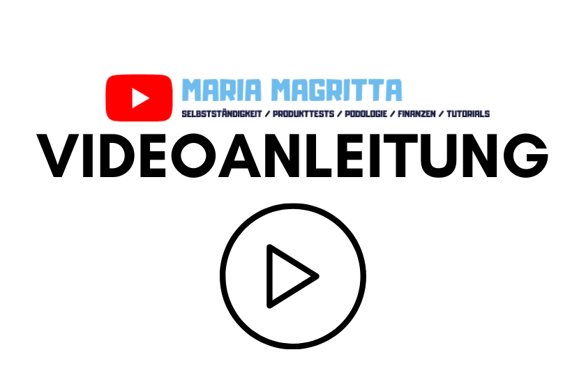 Videoanleitung Fusspflege lernen