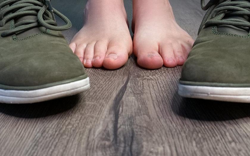 Anwendung Eckenzange Fußpflege Podologie