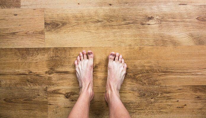 Fußpilz Behandlung